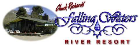 Falling Waters River Resort Lodging